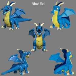 Blue Eel