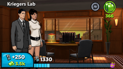 Malorys Office In Game
