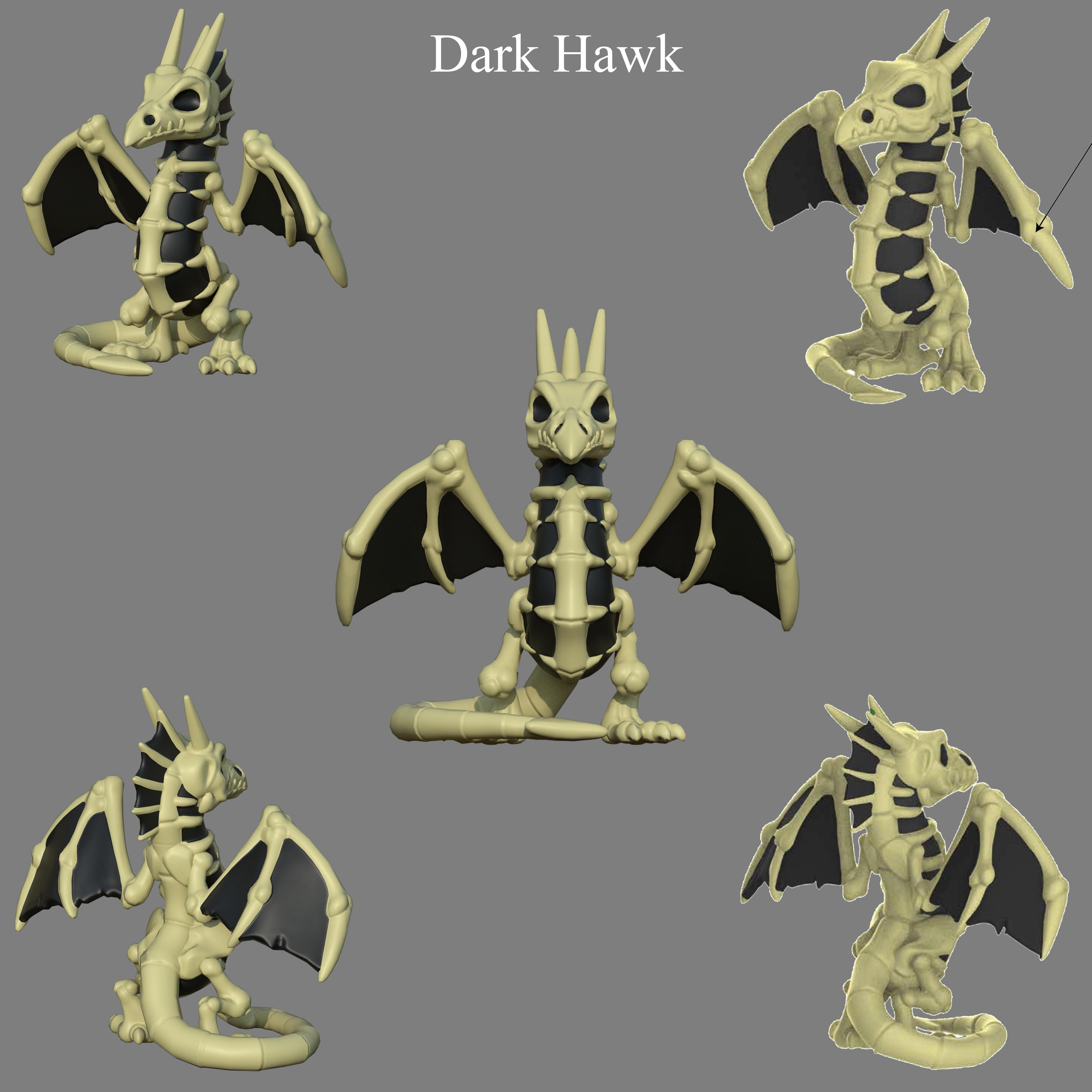 Dark Hawk