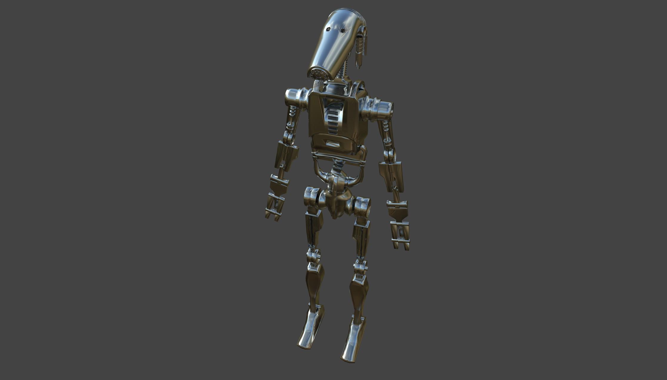 SD01 - Star Wars Fan Art