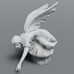 Angel Mushroom