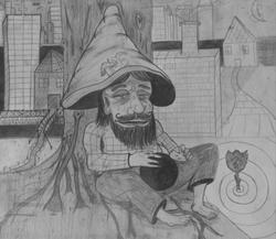 Concept Art Wizard