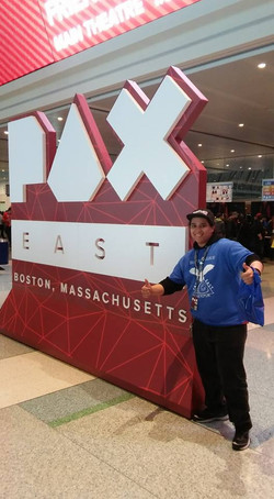 First Time at PAX