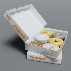 Dunkin Donuts Photogrammetry