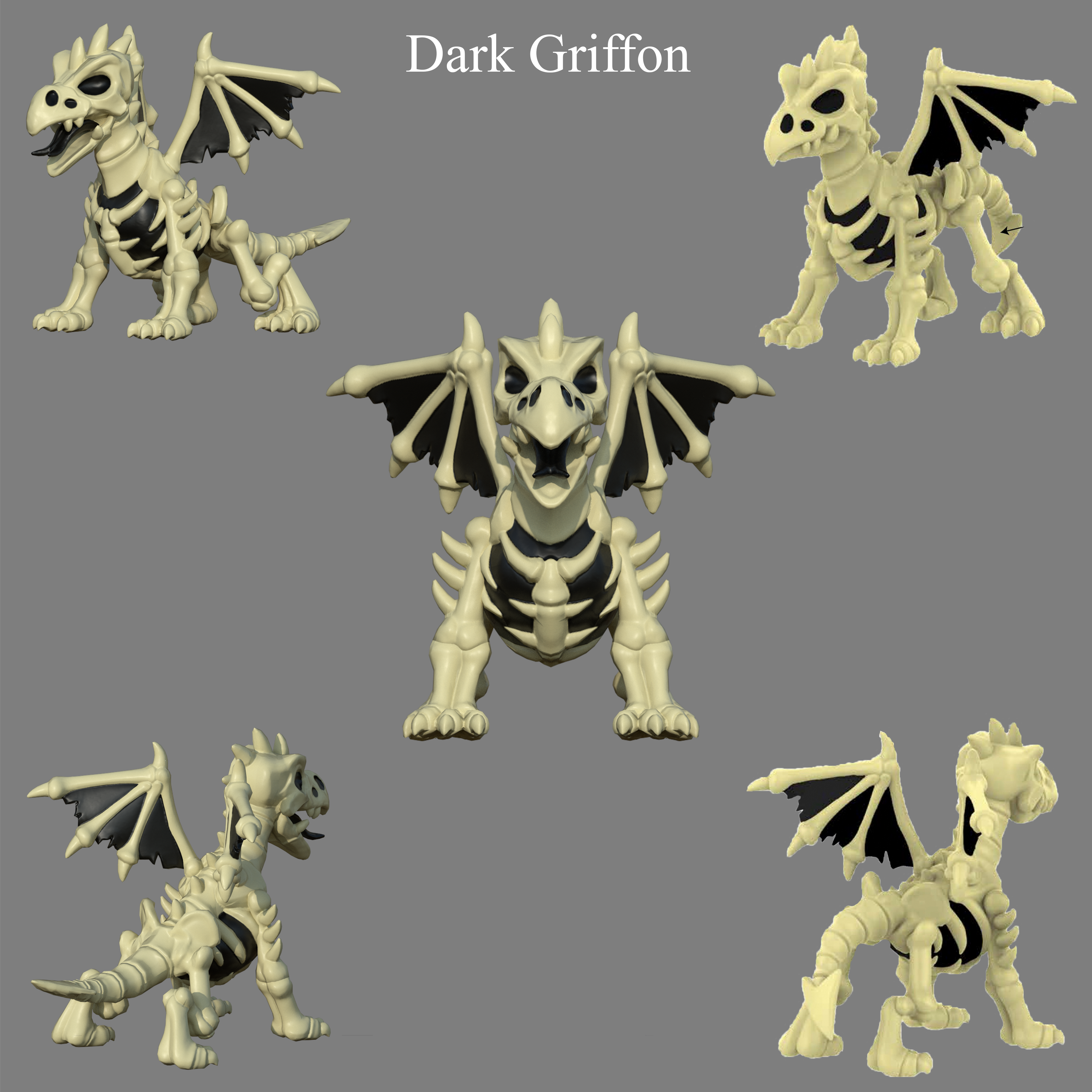 Dark Griffon