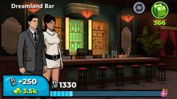 Dreamland Bar In Game