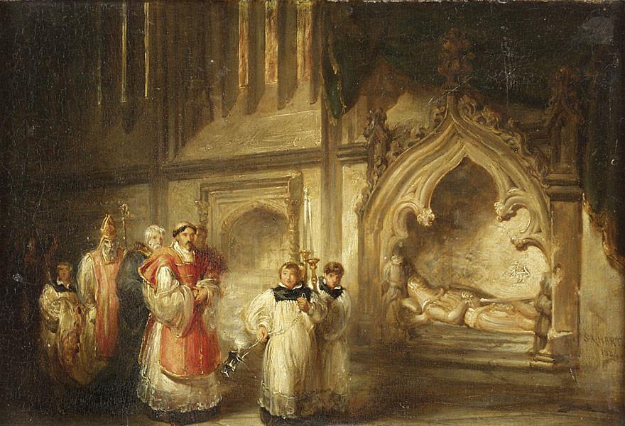 By Solomon Alexander Hart (1806 Plymouth - 1881 London) [Public domain], via Wikimedia Commons