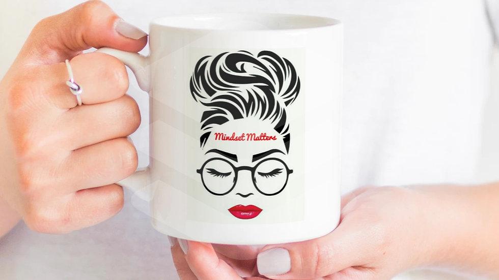 Mindset Matters Coffee Mug- 11oz