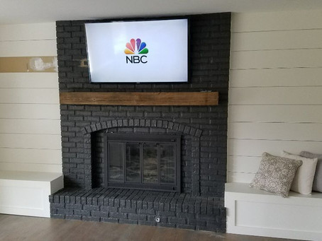 Professional TV Installation in Naperville, IL