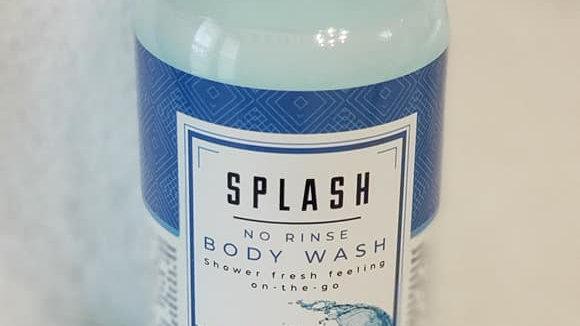 Splash No Rinse Body Wash