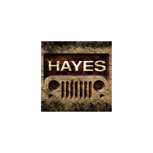 Hayes Jeep