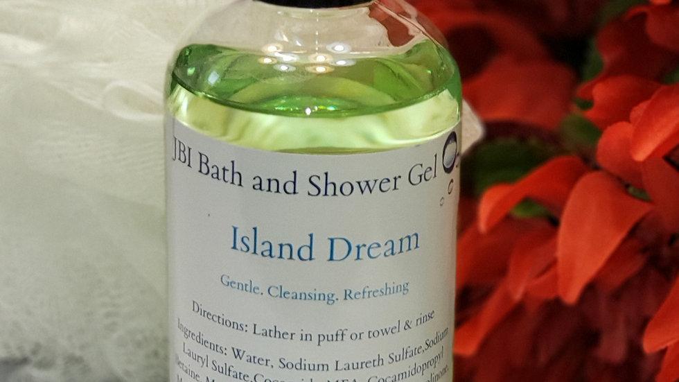 Island Dream Bath and Shower Gel