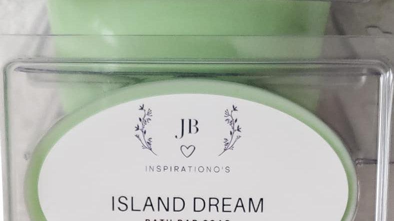 Island Dream Bath Bar Soap