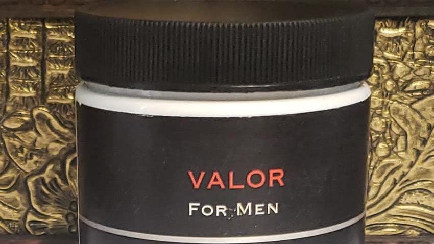 Valor Men Hand and Body Cream