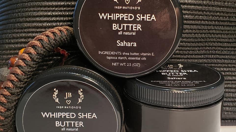 Sahara Whipped Shea Butter