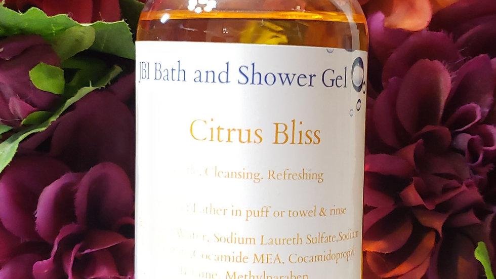 Citrus Bliss Bath and Shower Gel