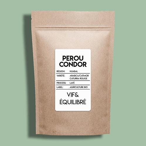 PEROU CONDOR