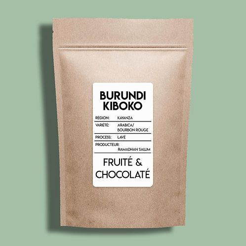BURUNDI KIBOKO