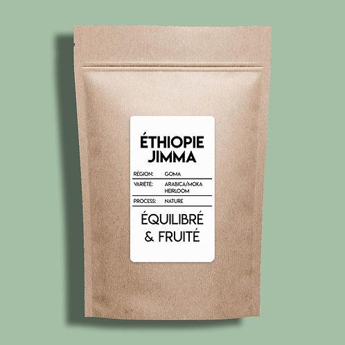 ÉTHIOPIE JIMMA