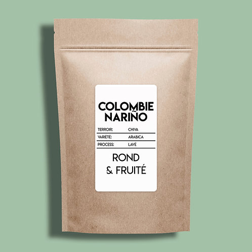 COLOMBIE NARIÑO