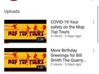 Mop Top Tours TV