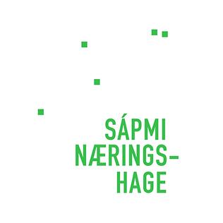 Sápmi Næringshage logo