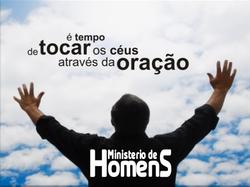 ministerio de homens