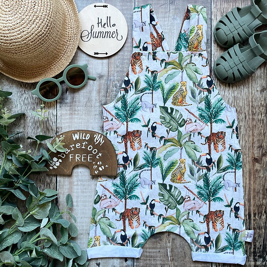 Short Dungarees (The Mighty Jungle)