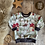 Thumbnail: Sweatshirt - (Festive Forest/GREY)