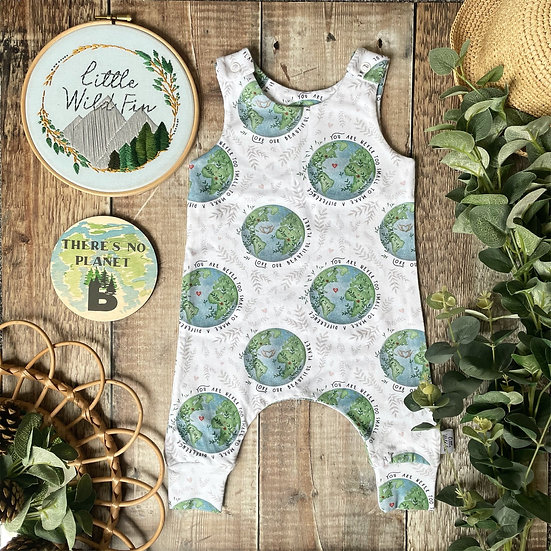 Romper - (Never Too Small)