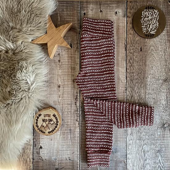 Leggings - (Tribal Winter)