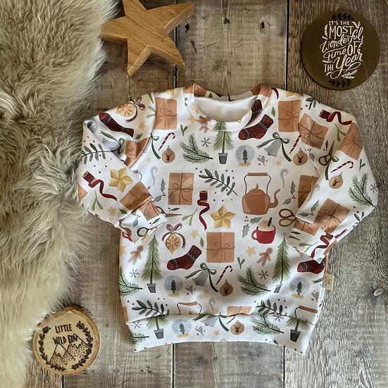 Sweatshirt - (Christmas Hygge/MATCHING)
