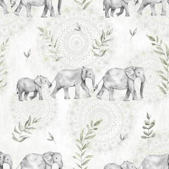 Romper - (Elephants March)