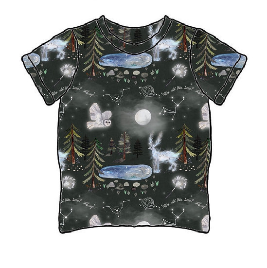 Short Sleeve T-Shirt - (After All This Time)