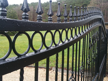 Automatic Gates - East Kilbride, Scotland
