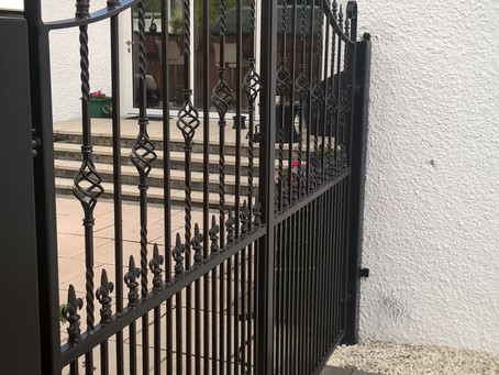 Fabricators in Scotland - Wrought Iron Gates & Automatic Gates - Glasgow, Scotland