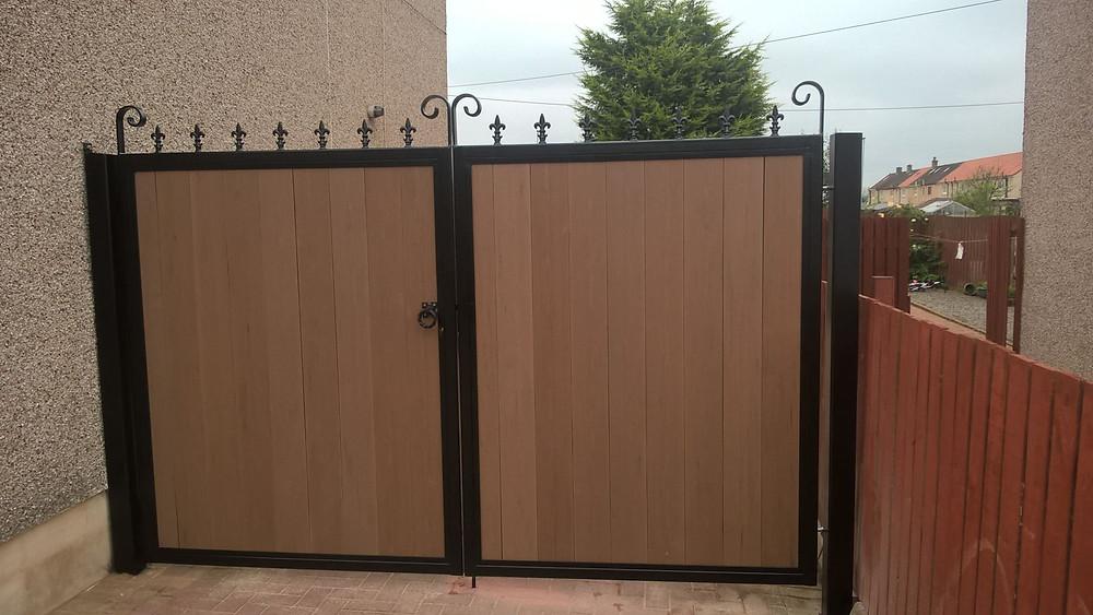 aluminium gates glasgow