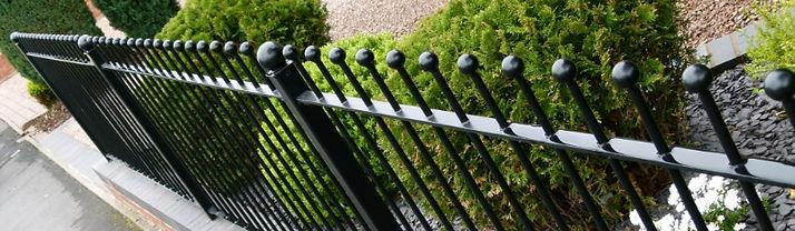 Double Driveway Gates Scotland