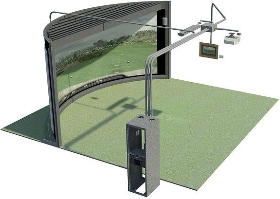 PGA TOUR Curve Simulator