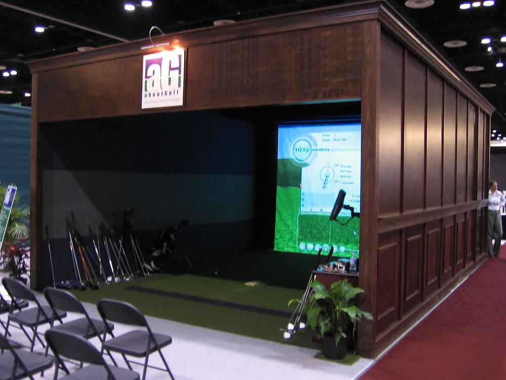 Mini Golf Indoor Simulator