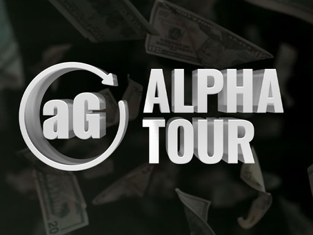 The aG Alpha Tour Summer 2020 Is Here!