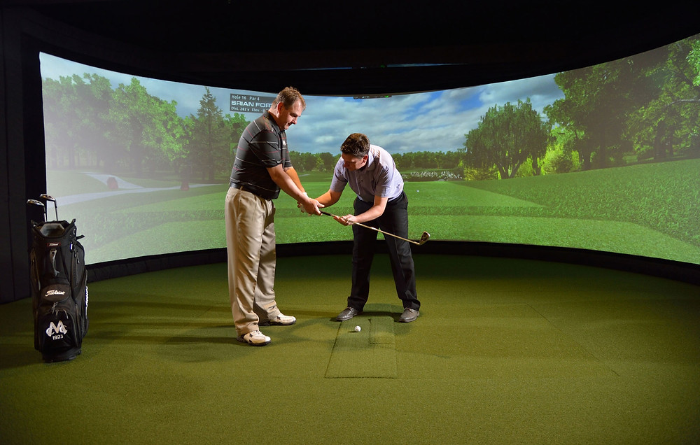 Golf Training Simulator