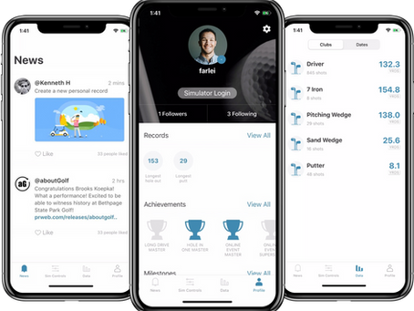 The Mobile App for Modern Golf Is Here