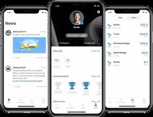 golf league mobile app