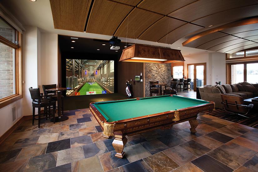 Indoor Mini Golf Simulator