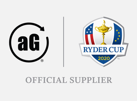 Announcing aG's New Partnership With the Ryder Cup