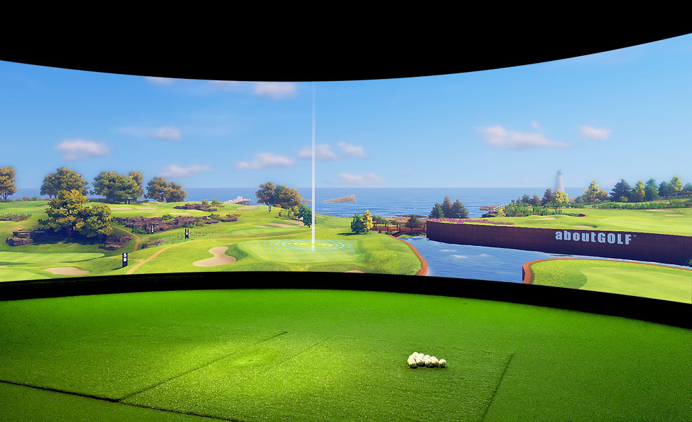 golf simulator tournament