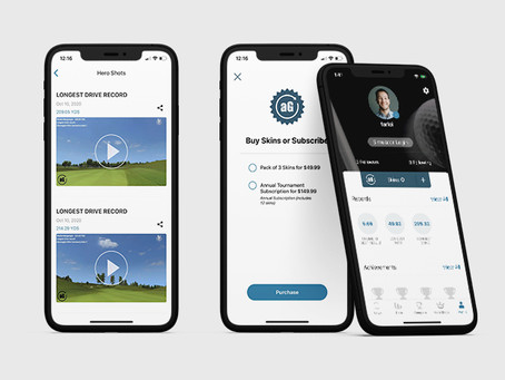 The aboutGOLF Fall 2020 Update Is Live!