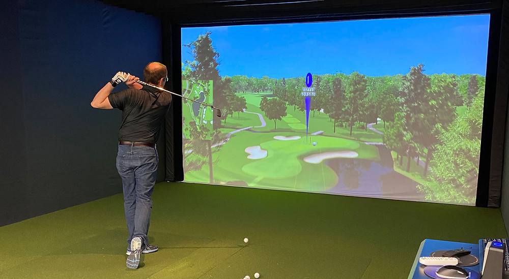 best golf simulator for home