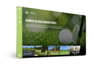 online golf tour